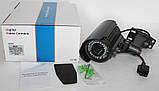 Камера наружного наблюдения (варифокальная) с креплением IP (MHK-N701L-200W), фото 3