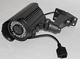 Камера наружного наблюдения (варифокальная) с креплением IP (MHK-N701L-200W), фото 5