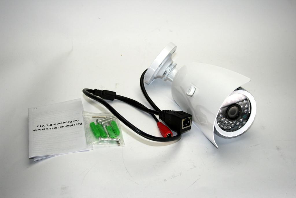Камера внутрішнього спостереження купольна IP (MHK-N613-100W)