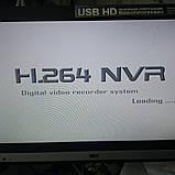 Видеорегестратор IP 16-канальный для IP камер, фото 3