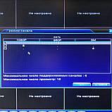 Видеорегестратор IP 16-канальный для IP камер, фото 4