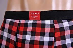 Мужские трусы - боксеры Redo 1632 L красный, фото 2
