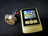Видеоглазок в дверь с записью на microSD, фото 10