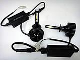 Лампы светодиодные H7 F5 60W, фото 2