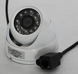 Камера внутрішнього спостереження купольна IP (MHK-N361K-200W), фото 6