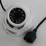 Камера внутрішнього спостереження купольна IP (MHK-N361K-200W), фото 8