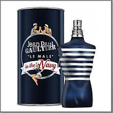 Jean Paul Gaultier Le Male In the Navy туалетная вода 125 ml. (Жан-Поль Готье Ле Мале на Флоте)