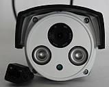 Камера наружного наблюдения без крепления IP (MHK-N9612S-200W), фото 2