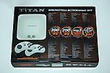 Игровая приставка двухсистемная 8 и 16 бит с памятью TITAN 3, фото 4