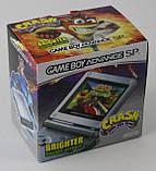 Game Boy Advance (красный) SP+TFT карта, фото 3