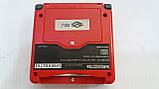 Game Boy Advance (красный) SP+TFT карта, фото 7