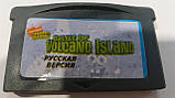 "Картридж на GBA  ""Nicktoons - Battle For Volcano Island"", фото 3"