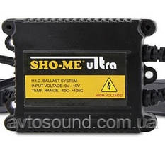 Блок розжига Sho-Me Light Pro (Slim) 35W