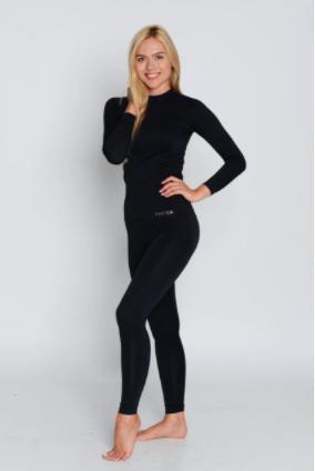 Комплект жіночої білизни Haster ProClima ХС Чорний