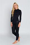 Комплект жіночої білизни Haster ProClima ХС Чорний, фото 3