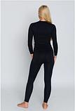 Комплект жіночої білизни Haster ProClima ХС Чорний, фото 4