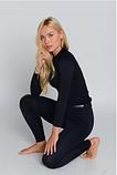 Комплект жіночої білизни Haster ProClima ХС Чорний, фото 2