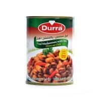Бобы острые  Durra 400  грамм