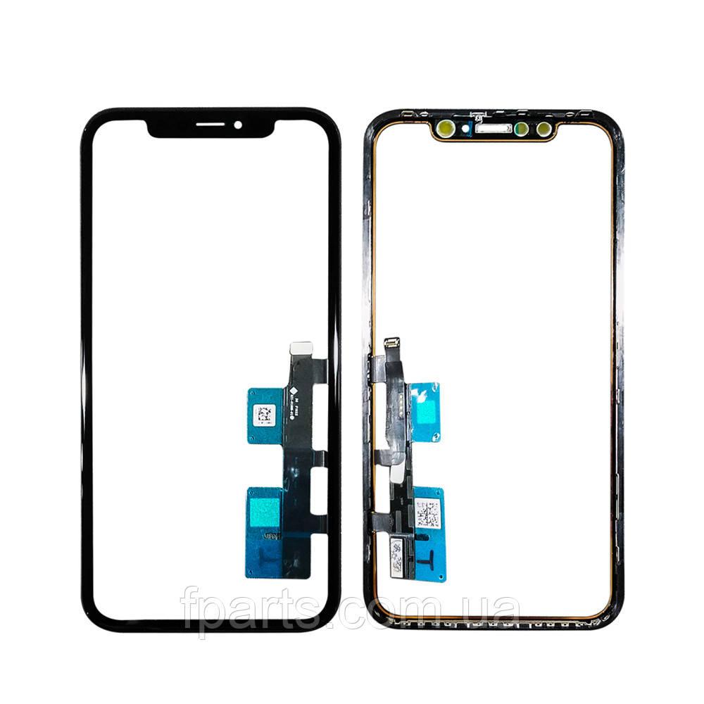 Тачскрин iPhone XR в рамке (Original PRC)