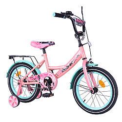 "Велосипед EXPLORER 16"" T-216116 pink_green /1/"