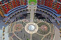 Терраццо или Венецианские мозаичные бетонные полы.