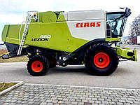 Зерноуборочный комбайн CLAAS Lexion 660 2011 года, фото 1
