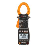 Protester PM2205. Клещи измерительные, для измерения силы тока, трехфазные, нагрузочные, тестер напряжения