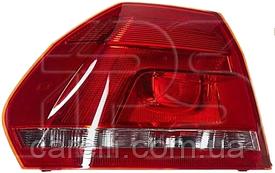 Фонарь задний левый внешний для VW PASSAT B7 USA 2011-15