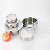 Набор пищевых контейнеров 5 шт. Protect Fresh Box, судки для еды, пищевые емкости с крышкой, фото 8