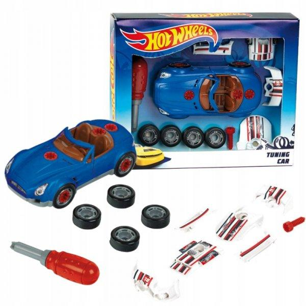 Набор Собери машинку Hot Wheels Klein 8010