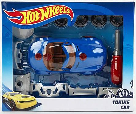 Набор Собери машинку Hot Wheels Klein 8010, фото 2
