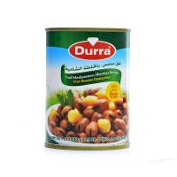 Бобы с нутом консервированные Durra 400 грамм