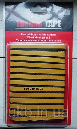 Шнур керамический плоский для герметизации (самоклеющийся 2,5м), фото 2