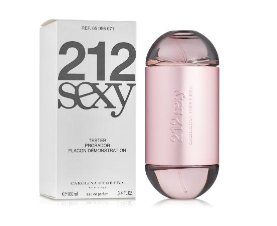 Тестер женский Carolina Herrera 212 sexy