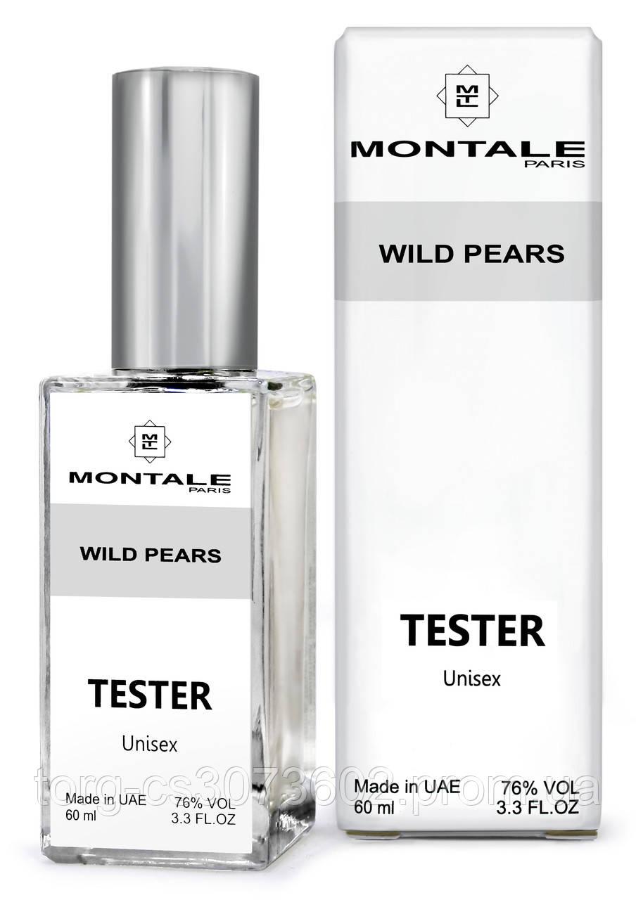 Тестер DUTYFREE  унисекс Montale Wild Pears, 60 мл.