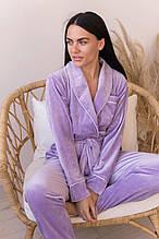 Женская пижама с штанами V.Velika. Расцветки