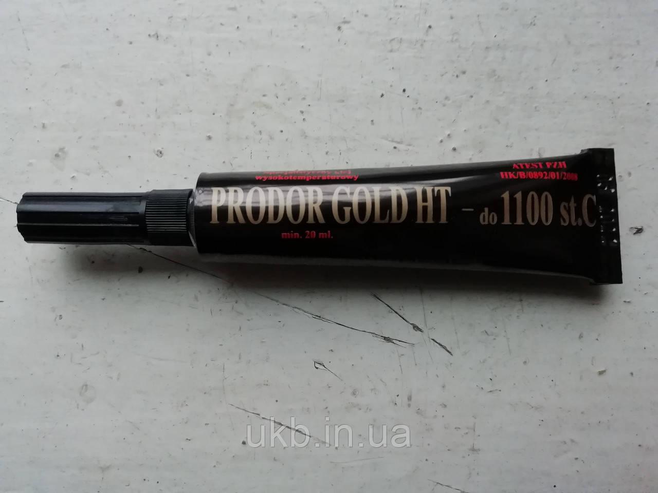 Клей-герметик огнестойки 20 мл (1100 С)