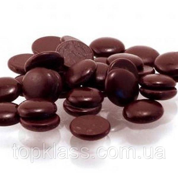 Шоколад чёрный  72% в дисках  Ариба Италия
