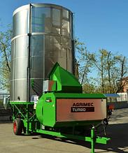 Мобильная сушилка зерна