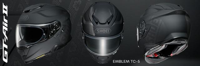 ShoeiGT-Air II Emblem TC-5