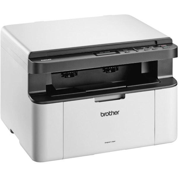 Багатофункціональний пристрій A4 Brother DCP-1510R (лазерний монохромний принтер/копір/сканер, 20стр./хв.,
