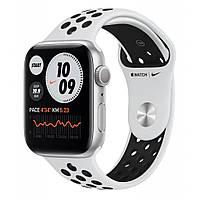 Смарт-часы Apple Watch Nike Series 6 GPS 40mm Silver Aluminium Case with Pur (M00T3UL/A)