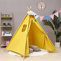 Детская палатка Tipi Вигвам игрушки для мальчика девочки детские развивающие интерактивные игрушки для игрушки