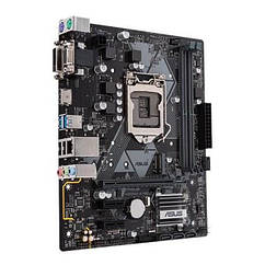 Мат. плата MB Asus PRIME H310M-R R2.0 (iH310/s1151/2xDDR4 2666MHz/1xPCIe x16/1xPCIe