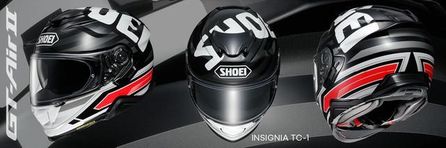 ShoeiGT-Air 2 Insignia TC-1