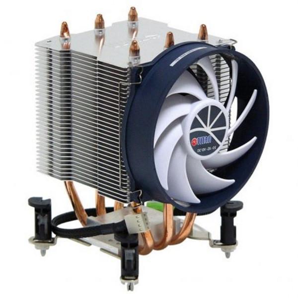 Охолоджувач Cooler for CPU Titan TTC-NK35TZ/RPW(KU) універсальний  Intel/AMD, 3 heatpipes, PWM 105 x 95 x 135