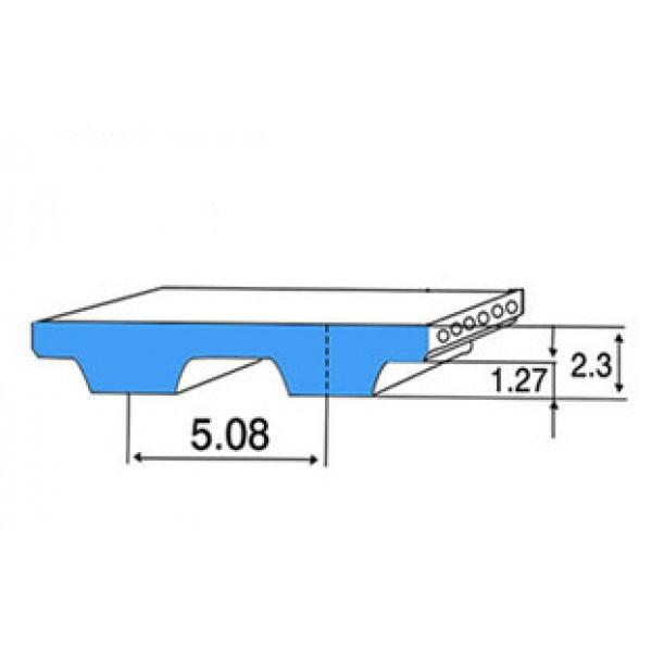 РЕМЕНЬ XL ПОЛИУРЕТАНОВЫЙ (ШАГ 5,08 ММ) ЗУБЧАТЫЙ