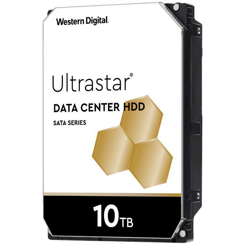 "Жорсткий диск HDD 10ТB Western Digital Ultrastar DC HC510  3.5"", SATA 3, 256MB, 7200rpm"