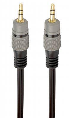 Кабель audio Cablexpert CCAP-3535MM-1.5 M стерео аудіо, 3.5 мм M/M 3.5 мм, 1.5 м. (код 115985)