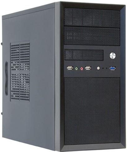 Корпус Корпус Micro-ATX Chieftec Mesh CT-01B,з БЖ iArena GPA-500S8 500Вт,1xUSB3.0,m без БЖ (код 116215)